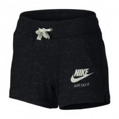 SORT NIKE GYM VINTAGE SHORT COD 726063-010 - Pantaloni dama Nike, Marime: S, L