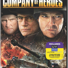 Company of Heroes (DVD + UV Copy) [2013] - Film drama, Engleza