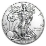 SUA  1 DOLLAR -LIBERTY- 2017 / 1 oz. / 31,10 gr. / Ag. 999 / UNC / in capsula
