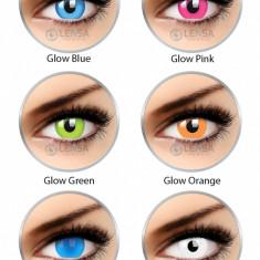 Lentile de contact colorate Glow