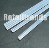 Banda Benzi Pasta Rezerva Silicon Transparent Pistol Lipit 1kg 7mm Nou