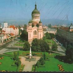 CPI (B9026) CARTE POSTALA - CLUJ-NAPOCA - Carte Postala Transilvania dupa 1918, Circulata, Fotografie