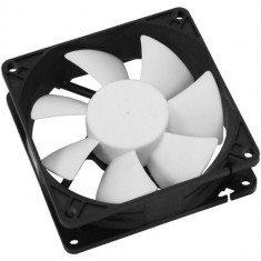 Ventilator Cooltek SILENT FAN 80 80 mm, 2000 rpm, 25.36 CFM