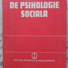 Dictionar De Psihologie Sociala - Colectiv, 404996 - Carte Psihologie