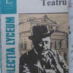 Teatru - I.l.caragiale, 404928 - Carte Teatru