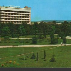CPI (B9011) CARTE POSTALA - TARGOVISTE. HOTEL DAMBOVITA - Carte Postala Muntenia dupa 1918, Necirculata, Fotografie