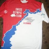 Tricou pt. Olimpiada Lillehammer - Echipa Elvetiei , masura XL