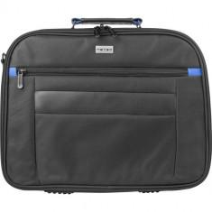 """Geanta notebook Natec SCHNAUZER (15.4"""") 15.4 inch - Geanta laptop Natec, Nailon, Negru"""