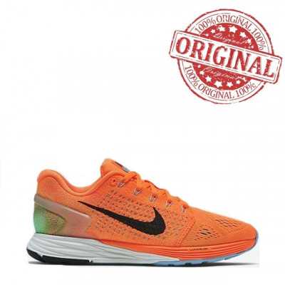 huge discount 0da06 1eed4 Nike Lunarglide 7 Orange COD 747356-800 - Produs original, factura,  garantie