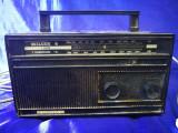 Radio românesc Milcov 8 ,produs de Tehnoton. NEFUNCTIONAL. Radio vechi