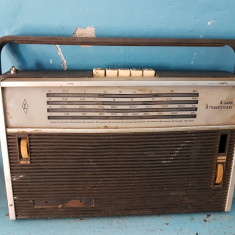 Radio vechi Albatros S 681 TA - Aparat radio, 0-40 W