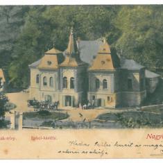 4034 - Maramures, BAIA-MARE - old postcard - used - 1907 - Carte Postala Maramures 1904-1918, Circulata, Printata