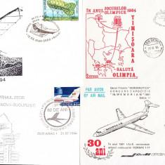 Lot 7 plicuri aniversare necirculate romanesti-3