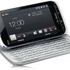HTC Smartphone (digital) cu Windows si GPS - Telefon HTC, Negru, 8GB, Neblocat, Single SIM, Fara procesor