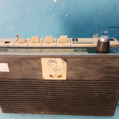 Radio vechi COSMOS 3 TEHNOTON - Aparat radio, 0-40 W