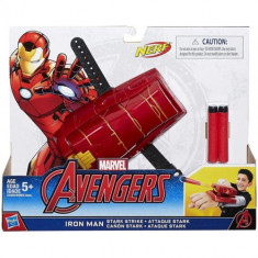 Jucarie Lansatorul lui Iron Man Avengers - Masinuta Hasbro