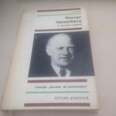 H. CUNY, WERNER HEISENBERG SI MECANICA CUANTICA - Carte Fizica