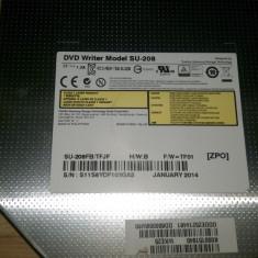 DVD-RW Toshiba SU-208 Slim Toshiba C50-B - Unitate optica laptop