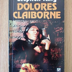 STEPHEN KING- DOLORES CLAIBORNE - Carte SF