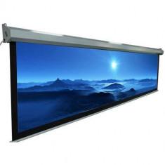 Ecran de proiectie BenQ electric pe perete 161.4 x 287 cm format 16:9