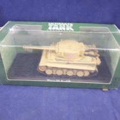 Macheta tanc Tiger VI Ausf.E - 1944 - ATLAS scara 1:72 - Macheta auto