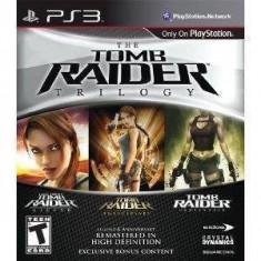 Joc consola Square Enix PS3 Tomb Raider Trilogy - Jocuri PS3