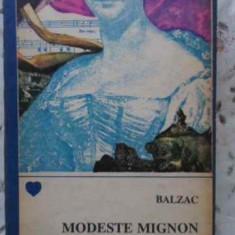 Modeste Mignon - Balzac, 404918 - Roman