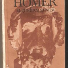 MITURILE LUI HOMER - Felix Buffiere - Istorie