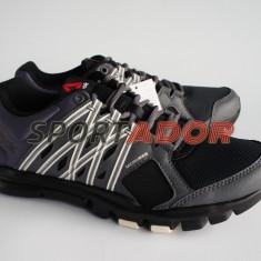 Adidasi Reebok Yourflex 8 - 41EU- produs orignal, factura si garantie - Adidasi barbati Reebok, Culoare: Negru