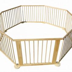 Tarc de joaca pentru copii si bebelusi din lemn masiv, Altele