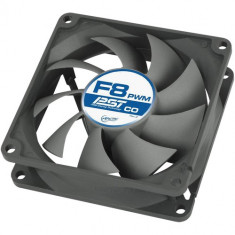 Ventilator Arctic F8 PWM PST CO PWM, 80 mm, 31.00 CFM - Cooler PC