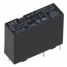 FTR-F3AA024E-HA, Releu: electromagnetic; SPST-NO; Ubobină:24VDC; 5A; max250VAC