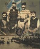 """GRECIA 2013 2 Euro comemorativ """"100 ani - unificarea insulei Creta cu Grecia"""""""