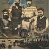 """GRECIA 2013 2 Euro comemorativ """"100 ani - unificarea insulei Creta cu Grecia"""", Europa"""