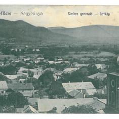 4035 - Maramures, BAIA-MARE - old postcard - used - 1930 - Carte Postala Maramures dupa 1918, Circulata, Printata