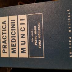Practica Medicinii Muncii