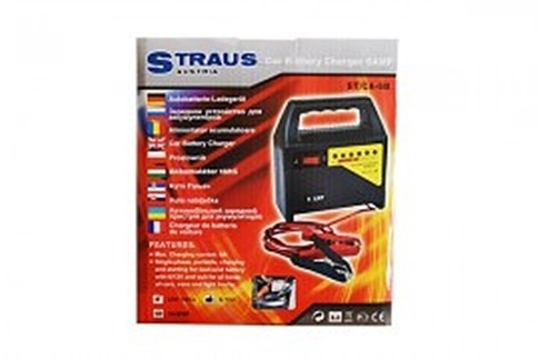 Redresor pentru baterii auto Straus ST/CA 6B Practic HomeWork foto mare