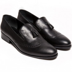 Cristina Maxim Tassel loafers