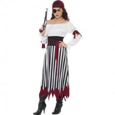 Costumatie Pirat Lady L - Carnaval24