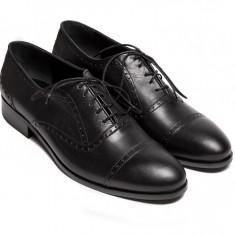 Cristina Maxim Oxford Classic - Pantofi barbat, Marime: 41, 42, 43, 44, 45