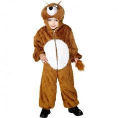 Costum de Vulpe cu gluga copii 7-9 ani - Carnaval24