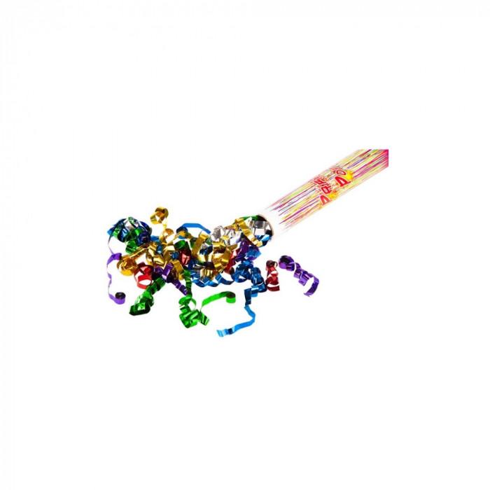 Tun cu panglici multicolore - Carnaval24