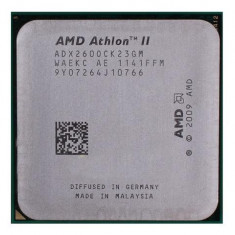 Procesor AMD Athlon II X2 260 Dual-Core 3.2 GHz Socket AM3 65W - Procesor PC AMD, Numar nuclee: 2, Peste 3.0 GHz