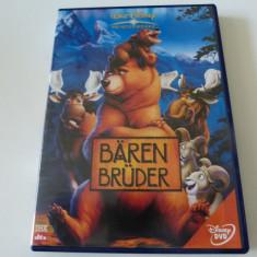 Bruder bar - dvd - Film animatie, Engleza