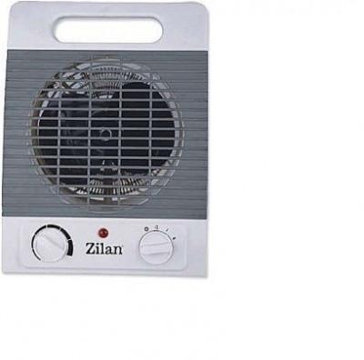 Aeroterma ZILAN ZLN-8373, Putere 2000W, 2 nivele de incalzire+rece, Protectie supraincalzire, Termostat reglabill foto