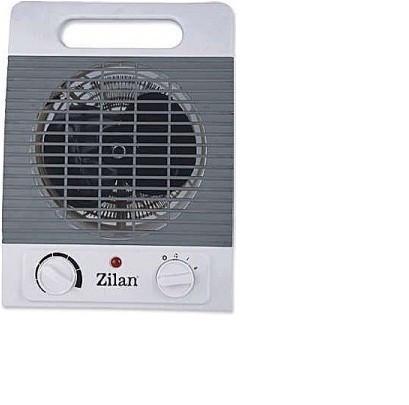 Aeroterma ZILAN ZLN-8373, Putere 2000W, 2 nivele de incalzire+rece, Protectie supraincalzire, Termostat reglabill foto mare