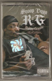 Vand caseta audio Snoop Dogg R &G - The Masterpiece ,originala,sigilata!, Casete audio