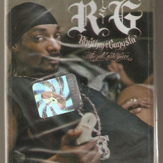 Vand caseta audio Snoop Dogg R &G - The Masterpiece, originala, sigilata! - Muzica Hip Hop, Casete audio