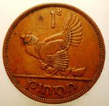 2.842 IRLANDA 1 PENNY 1965, Europa, Bronz