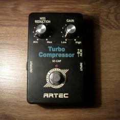 Efect chitara Artec Turbo Compresor